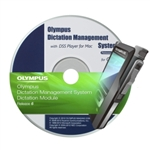 Olympus (ODMS) Dictation Management System R6 - Dictation Module