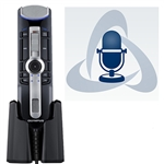 Olympus RecMic II RM-4100S USB Microphone with ODMS R7 Dictation Management Software