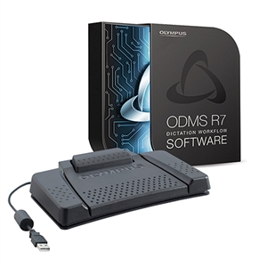 Olympus AS-9000 Digital Transcriber Kit