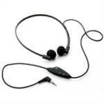 Stereo/Mono Switchable Transcription Headset