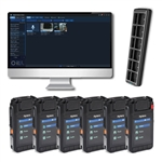 Hytera VM685 Complete BodyCam Kit (6 users) Incl. SmartMDM Software