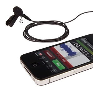 Rode smartLav Lavalier Microphone for iOS/Smartphone