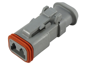 LD-DT06-2S-E008 DT SERIES CONTACT SIZE 16 PLUG