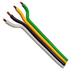 PI-8143C (25FT) 16 GA 4 CND PRL PW