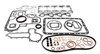 TB-25-39006-00-AM Gasket Set 134TV up to sn 4A0001