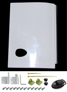 TB-37-98-7058-KIT DOOR W/HDWR RS SB210