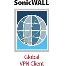 01-ssc-2897 SonicWALL global vpn client windows  - 1000 licenses