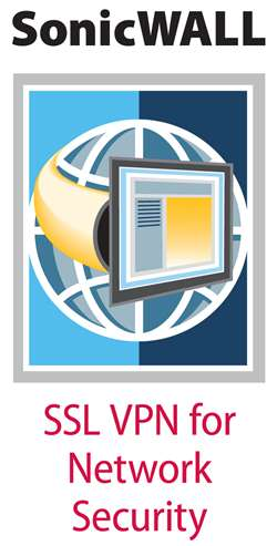 01-SSC-5316 SonicWALL Global VPN Client Windows - 5 Licenses