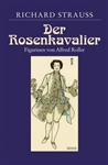 Rosenkavalier Figures: Costume Art Plates. SCHOTT - set of 45 pictures