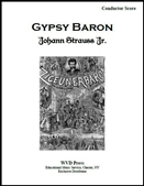 STRAUSS, Johann (Jnr) (1825-1899) - Gypsy Baron (complete) (G) (Dorwart). WVD PRESS