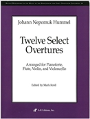 Twelve Select Overtures (arr. Hummel). A-R EDITIONS, INC.