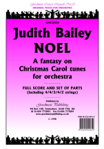BAILEY, Judith - Noel (Fantasy On Carols) . GOODMUSIC