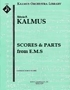 COLLECTIONS - MULTIPLE COMPOSERS - HYMNS, SELECTED (19) (Godfrey). EDWIN F. KALMUS