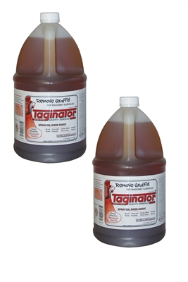Graffiti Removal Product Taginator in 2 GAL.