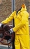 RUGGED 3-PIECE RAINSUIT - LARGE