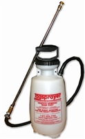 TagSprayer - 2 Gallon pump up sprayer for use with our graffiti removal product Taginator.