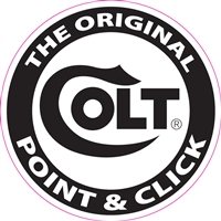 Colt Point & Click Poster
