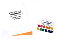 Litmus Paper (pH test strips)