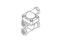 "3/4"" NPT Thermostatic Valve"