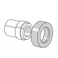 Cam Loc Bushing with Collar, Classic 4036, 5036