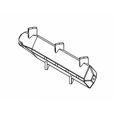 Central Boiler Burner Auger for M250 /& M255 P//N 9702