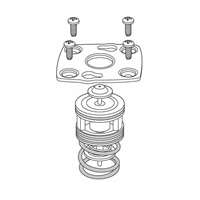 "Repair Kit, 2-Way Zone Valve, 3/4"" and 1"""