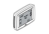 Multi-stage, 24-Volt Thermostat