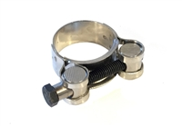PEX Central Boiler Clamp, Stainless Steel, 1""