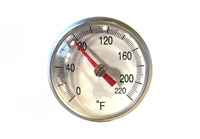 "Temperature Gauge, 1/8"" MPT"