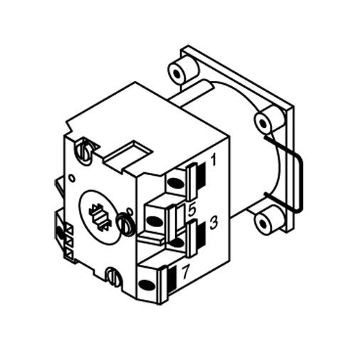 Contact Block Dual Fuel Furnaces