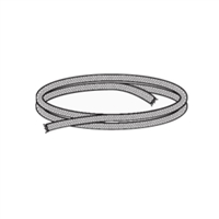"Door Seal Rope, 7/8"", priced per foot"