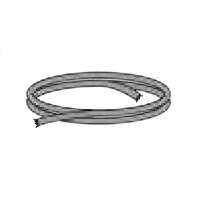 "Door Seal Rope, 3/4"" priced per foot"