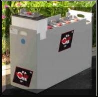 Solar One Hup Lead Acid Battery - 48 Volt