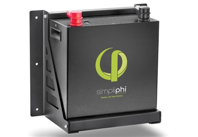 SimpliPhi PHI 3.5 Smart-Tech Battery