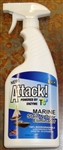 Attack Powered By Enzyme Marine Stain Odor Cleaner