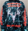 Rippn-Lips BoneHead Brothers Black Ops Camo Hoodie