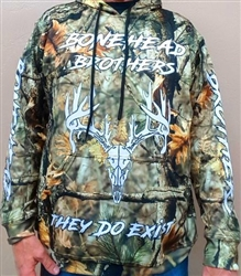 Rippn-Lips Outdoors BoneHead Brothers Camo Hoodie