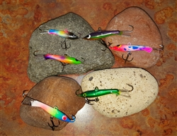 Get some of these Custom Painted Jigging Raps in your arsenal today!
