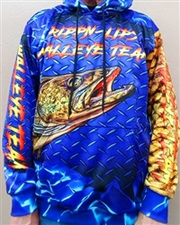Rippn-Lips Walleye Team Hoodie
