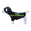 Glow in the Dark Black Spider Dog Costume