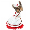 Sweetheart Nurse Halloween Dog Costumes