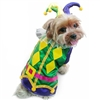 Mardi Gras Harlequin Dog Costume