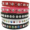 Luxury Leather Designer Dog Collars | Bling | Custom