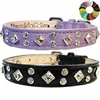 Lexus Luxury Leather Designer Dog Collars