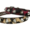 Spiked Leather Cat Collars | Breakaway