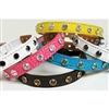 Custom Bling Dog Collars | Leather