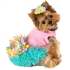 Leilani Small Dog Dress