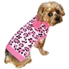 Lovin Leopard Dog Pet Sweater