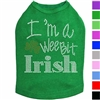 I'm a Wee Bit Irish St. Patricks Day Dog Shirt