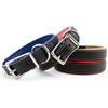 Padded Leather Dog Collars